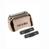 Andis ProFoil shaver replacement cutters and foil – Copper #17230