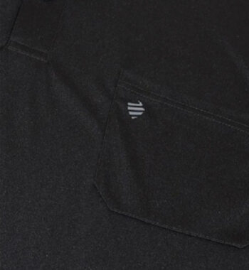 Barber Strong barber POLO - Black