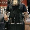 Barber Strong Barber Apron – Black