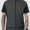 Barber Strong Barber Vest – Gray