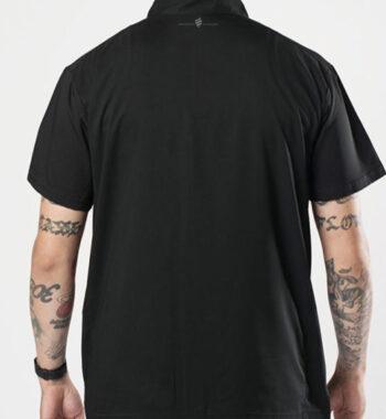Barber Strong Barber Jacket - Black