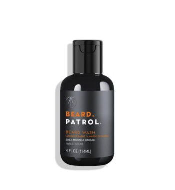 BEARD PATROL BEARD WASH 4 oz