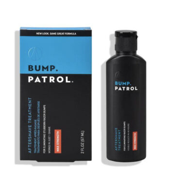 BUMP PATROL AFTERSHAVE TREATMENT MAX STRENGTH 2 oz