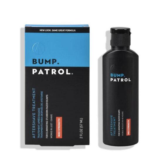 BUMP PATROL AFTERSHAVE TREATMENT MAX STRENGTH 2 oz