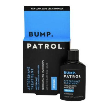 BUMP PATROL AFTERSHAVE TREATMENT ORIGINAL 0.5 oz