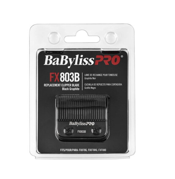 BaBylissPRO FXClipper Replacement Graphite Blade FX803B