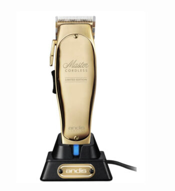 ANDIS MASTER CORDLESS LIMITED EDITION GOLD CLIPPER