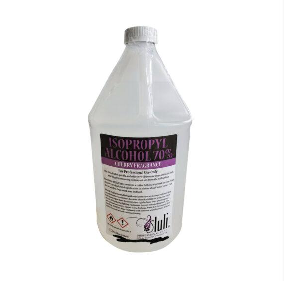 isopropyl alcohol gallon 70% Cherry fragrance