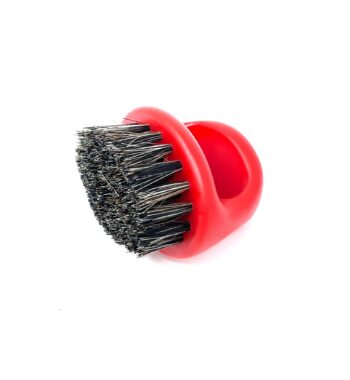 Red knuckle BRUSH