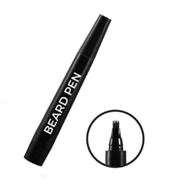 Beard Pencil Filler with Micro Fork Tips