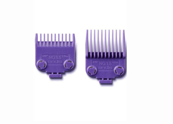 Andis master Double magnetic comb set 0.5 and 1.5 #01420