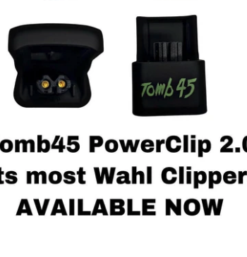 Tomb45 PowerClip fits Cordless Wahl senior - 2.0 edition for new charging ports