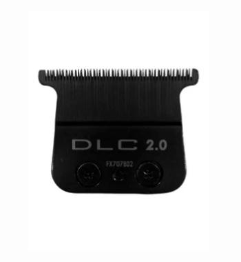 BABYLISSPRO SKELETON TRIMMER REPLACEMENT T-BLADE BLACK DLC 2.0 Deep Tooth FX707BD2