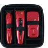 Babylisspro Red FX3 Collection Clipper, Trimmer, Shaver – comes with a travel case