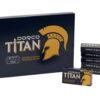 Dorco Titan double edge Razor Blades 100ct