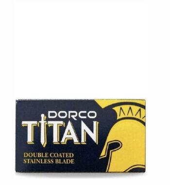 DORCO TITAN DOUBLE EDGE 1000 BLADES 10pk