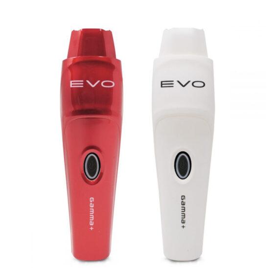 GAMMA + EVO REPLACEMENT BODY LIDS - WHITE & METALLIC RED